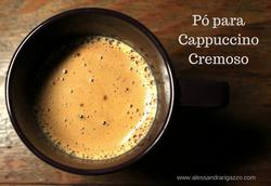 Pó para Cappuccino Cremoso