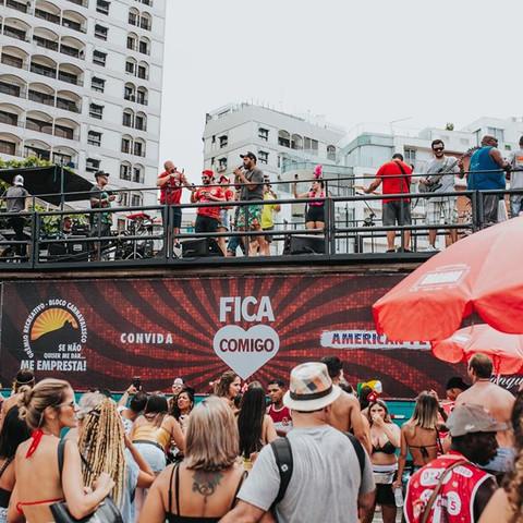 Desfile Oficial Pré-Carnaval