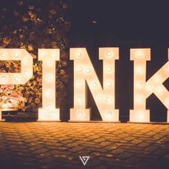 Pink Sunset POA