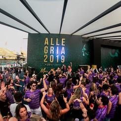 Camarote Allegria 2019