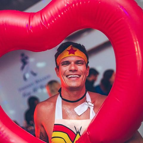 Feliz Carnaval Meu Amor