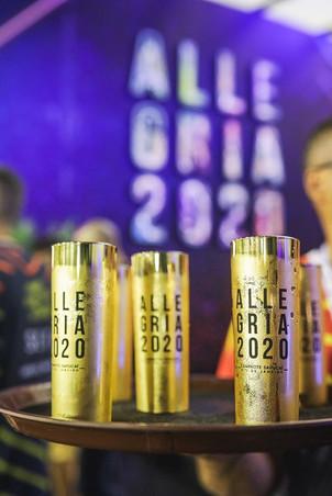 CAMAROTE ALLEGRIA 2020