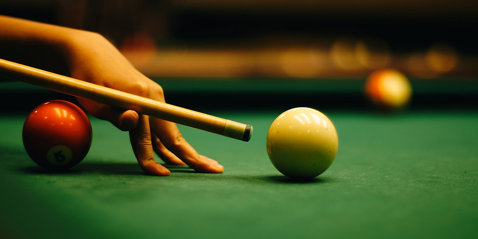 Playing Pool at the Pub