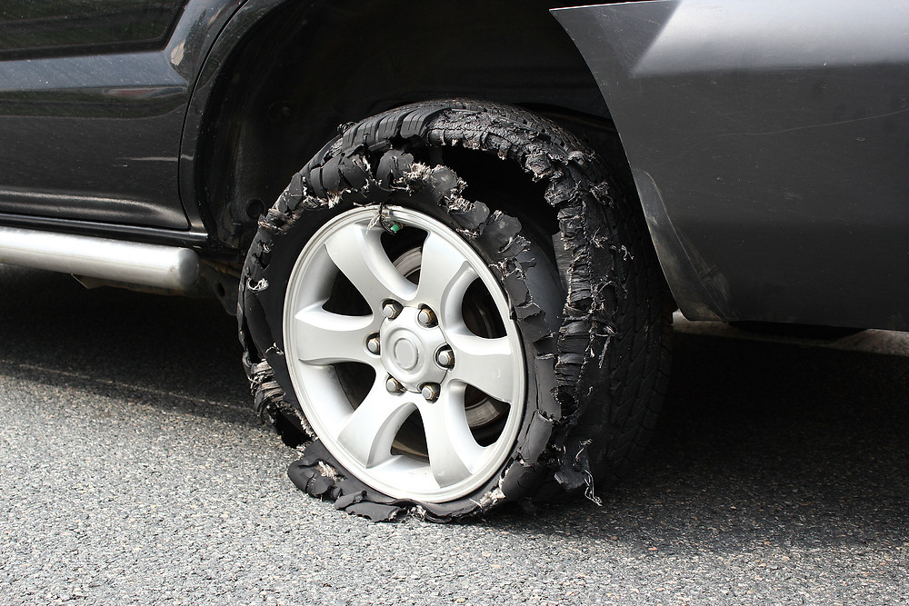 Karolena from Professional Auto Care, Houston, TX talks about old tires and their dangers.