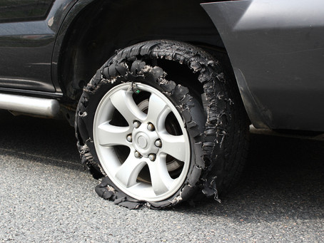 Used Tires Are Just Not Worth It