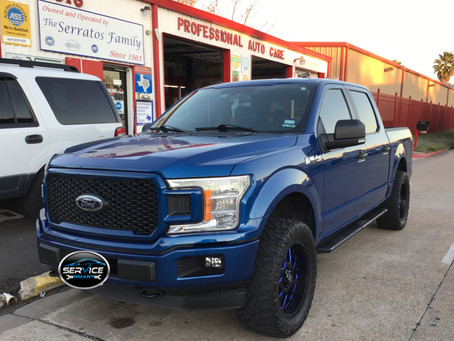 2018 Ford F-150 Warranty Work Service Smart℠ Caught!