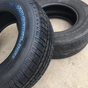 Karolena's SUV Tires