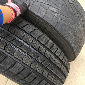 Pay attention to this when buying tires!
