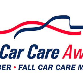 It's Officially Car Care Month!