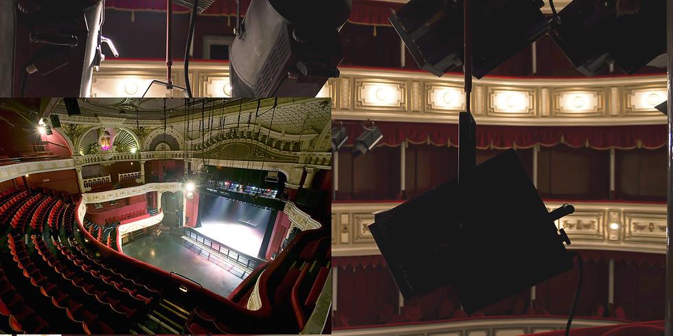 Opéra à Liege, inscription obligatoire.