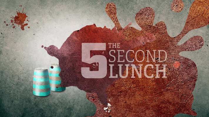 The 5-second lunch