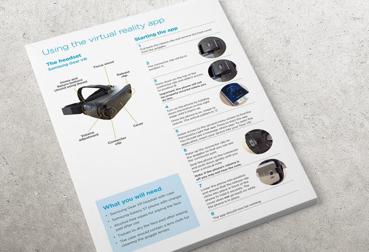 Samsung Gear VR Headset Instructions