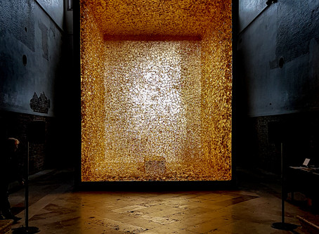 The Death of James Lee Byars