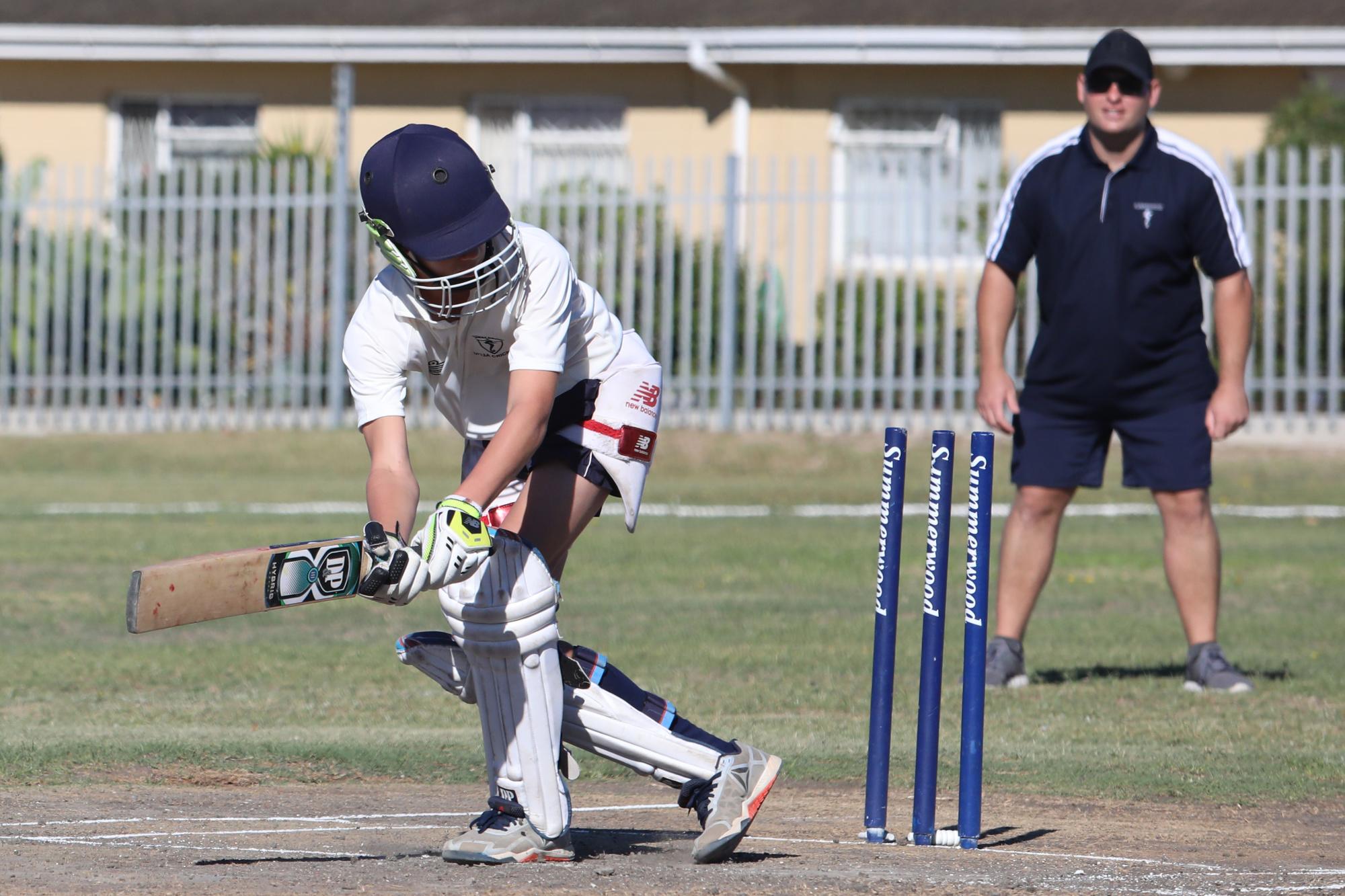 Summerwood Primary Sport Cricket vs Pare