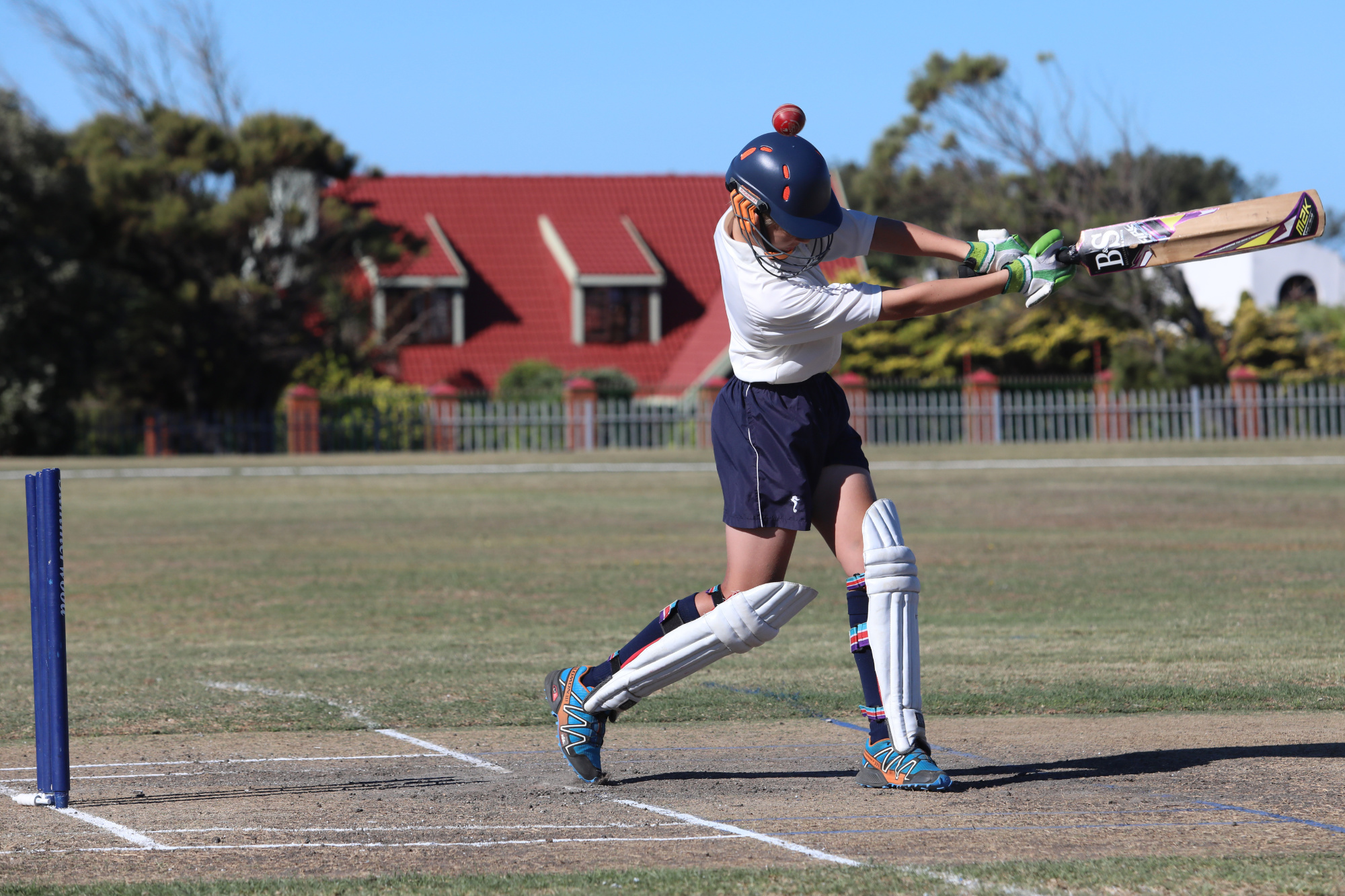 Summerwood Primary Sport Cricket vs Pare