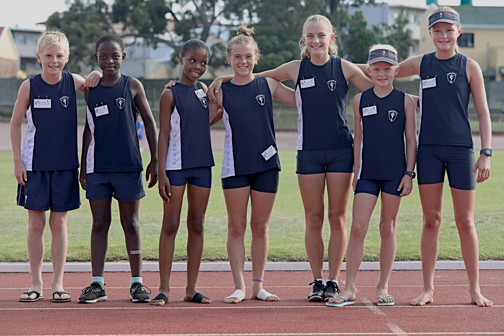 Summerwood Primary School Athletics NM M