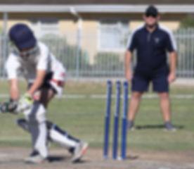 Summerwood Primary School Cricket Pitch.