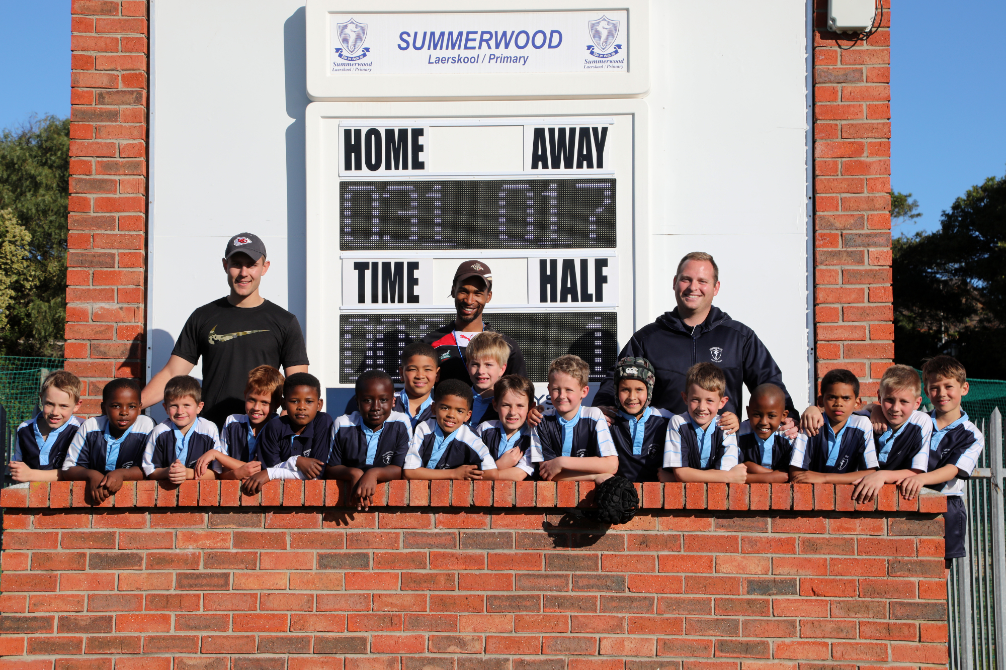 Summerwood Primary School Rugby 2019 Pho