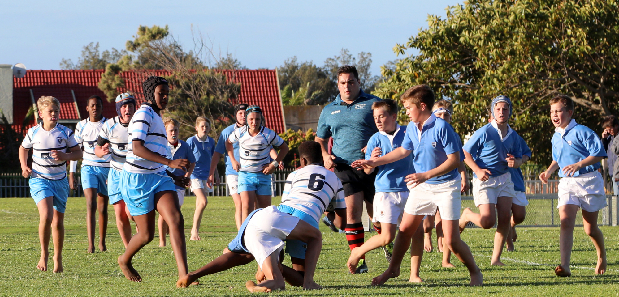 Summerwood Primary School Rugby 2019 Pho