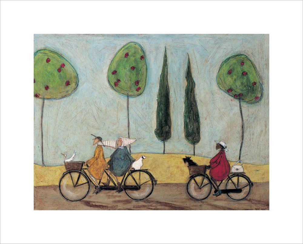 Sam Toft - A nice day for it