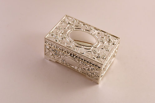 Rectangle Jewelry Box