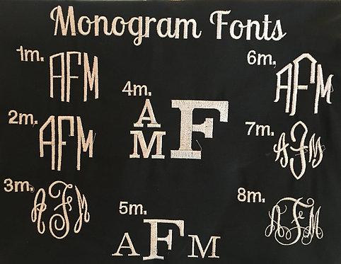 Purse Monogram
