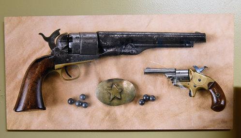Bullets & Ammo Art