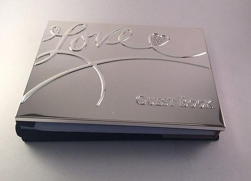 Lenox Love Guest Book