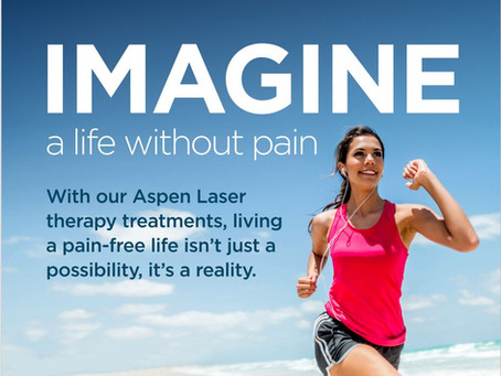 Laser Treatment - Now Live at New Leaf