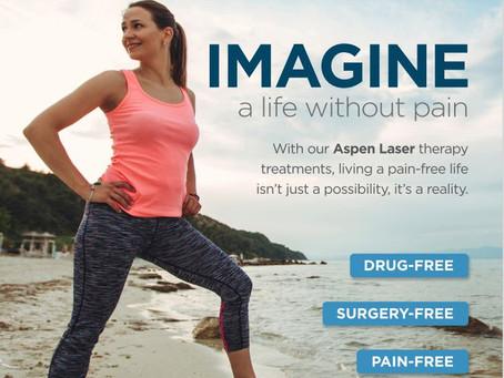 Aspen Laser Coming Soon!