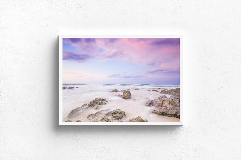 Watego Storm | Photographic Print Landscape