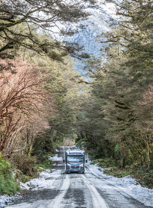 5 reasons traveling New Zealand in a Motorhome is a must