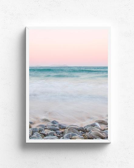 Broken Flow | Photographic Print Landscape