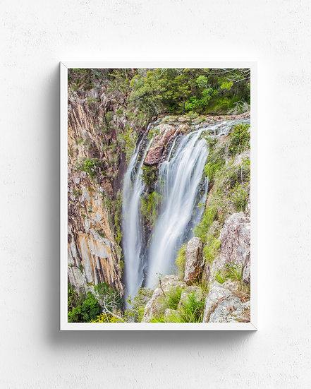 Minyon Falls | Photographic Print Portrait