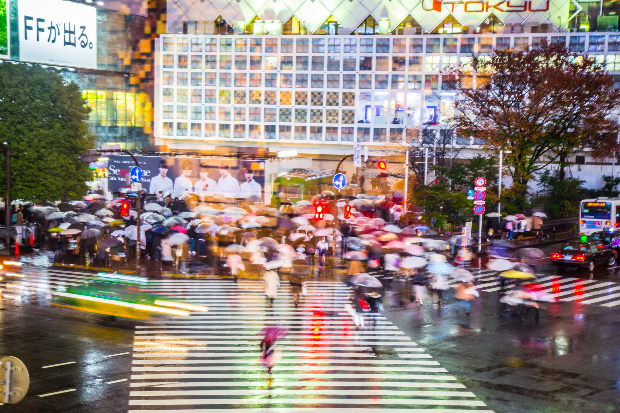 1. Shibuya Crossing - Tokyo - IMG_7466