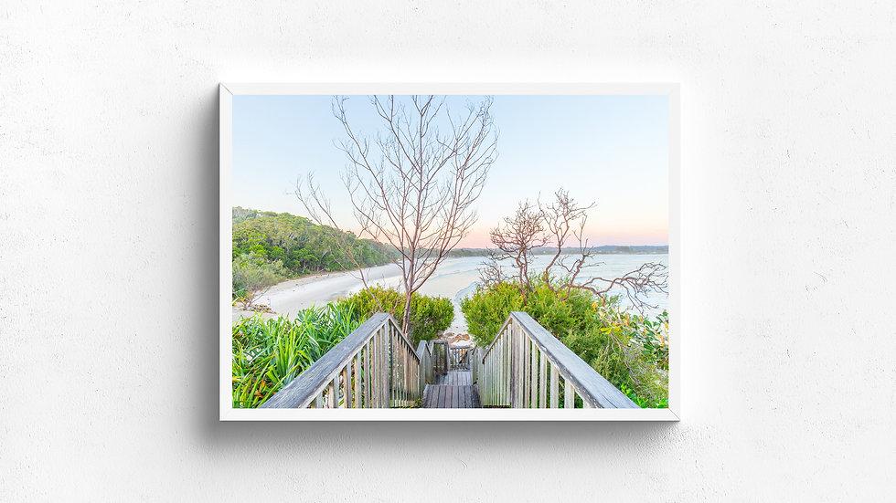 The Pass ~ Dawn | Photographic Print Landscape