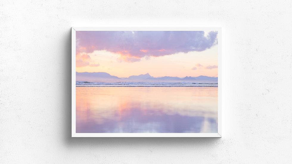 Wollumbin Reflections | Photographic Print Landscape
