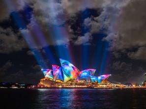 Vivid Sydney with Olympus Australia |  Light, Music & Ideas Festival