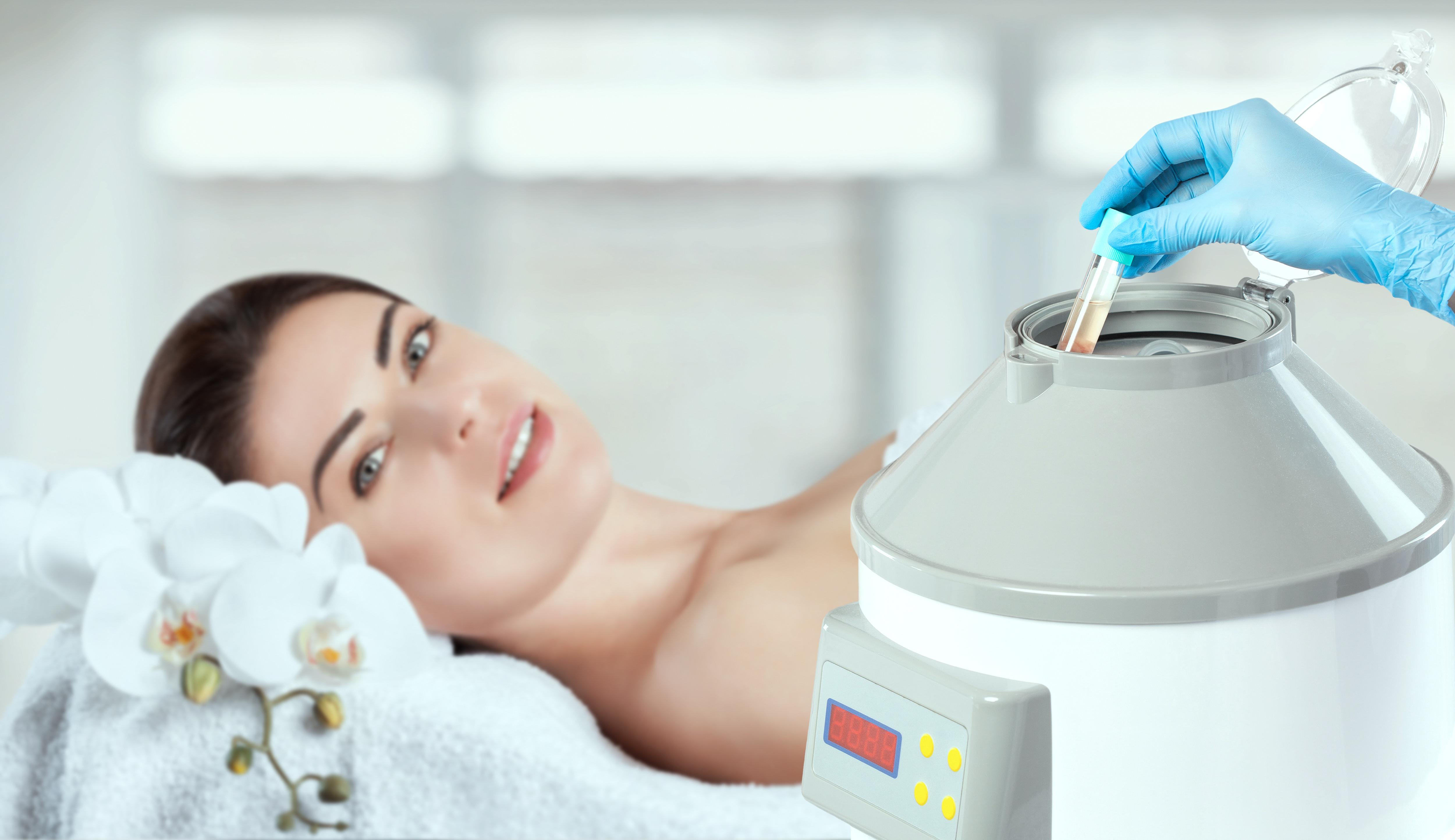 PRP Treatment Face