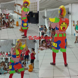 Animação infantil para festas RJ