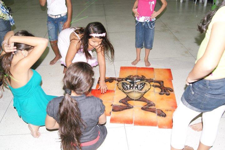 brincadeiras infantis para festa -RJ