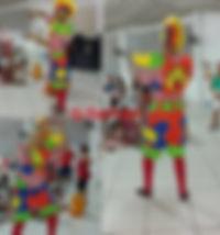 animador para animação de festa em aniversário infantil