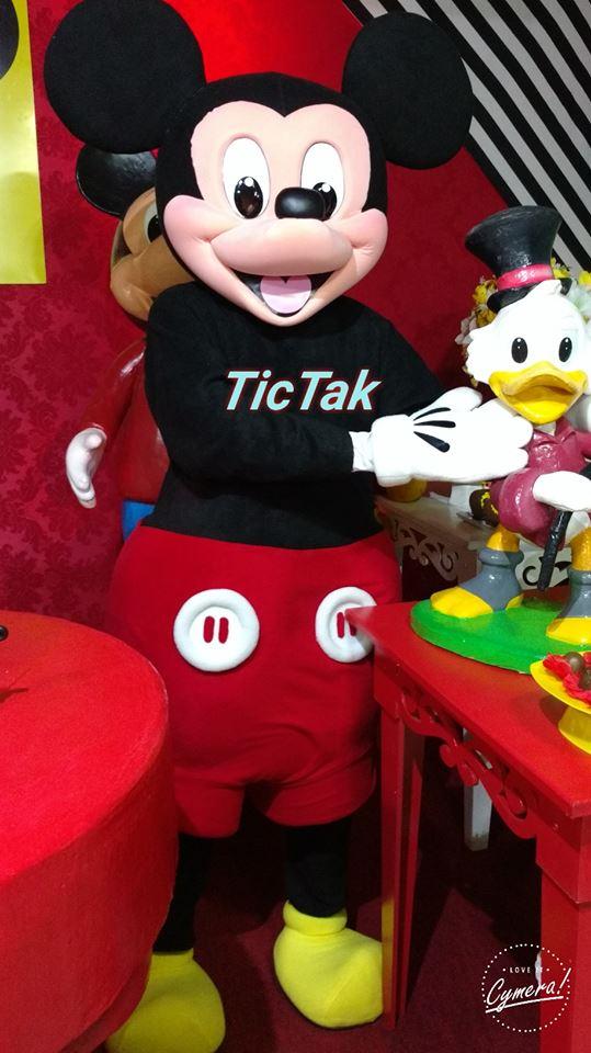 Mickey luxo Baby