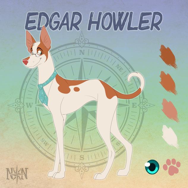 Edgar Howler