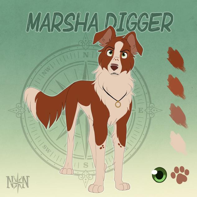 Marsha Digger