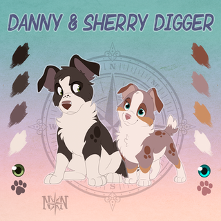 Danny and Sherry Digger
