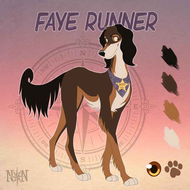 Faye Runner