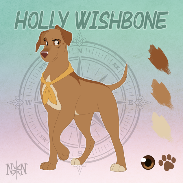 Holly Wishbone