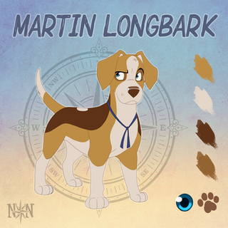Martin Longbark
