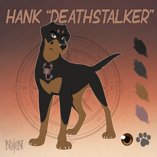 "Hank ""Deathstalker"""